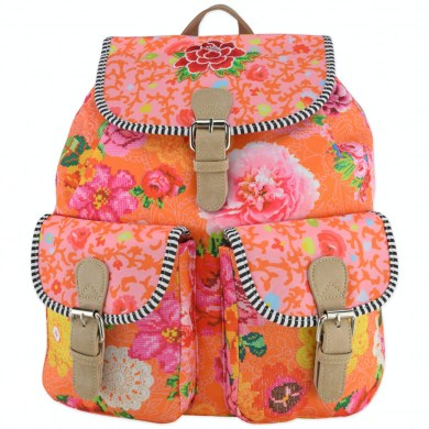 HAPPINESS Rucksack Woodstock Citybag
